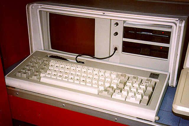 Computadora Portátil de IBM