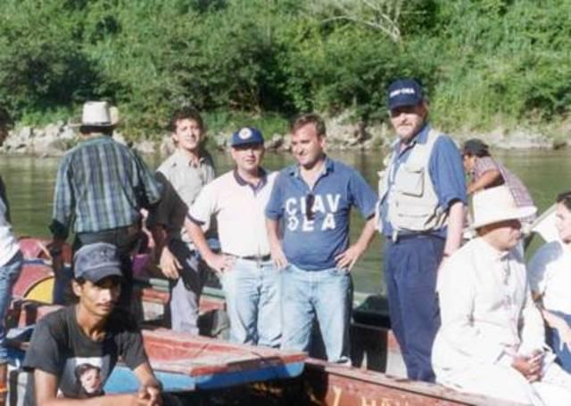 Establecimiento de CIAV en Nicaragua