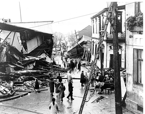 The Great Chilean Earthquake