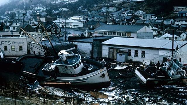 The Great Alaska Earthquake/Good Friday Earthquake