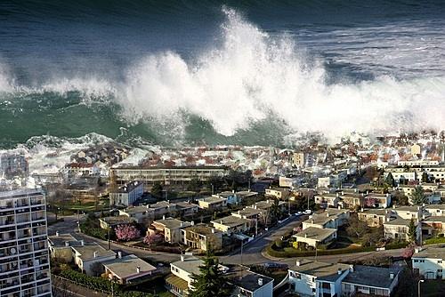Samoa Earthquake and Tsunami