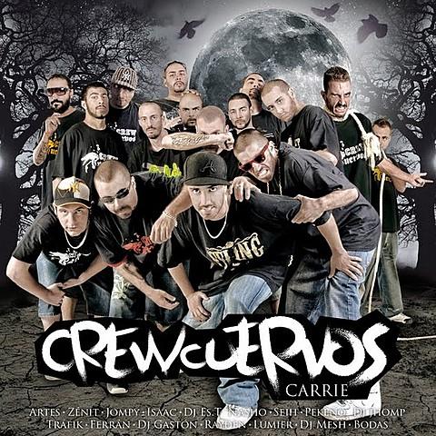 A3Bandas ingresa en Crew Cuervos