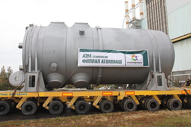 Реактор для белорусской АЭС