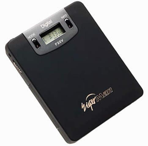 El Primer MP3 (MPman F10)