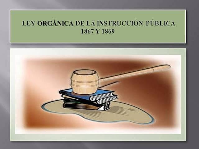 La nueva propuesta educativa fue llevada a cabo a partir de modificaciones a la Ley Orgánica de Educación Pública.