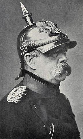 Otto Von Bismarck afirmó que la división de Estados Unidos había sido planeada para dañar el dominio económico de Estados Unidos