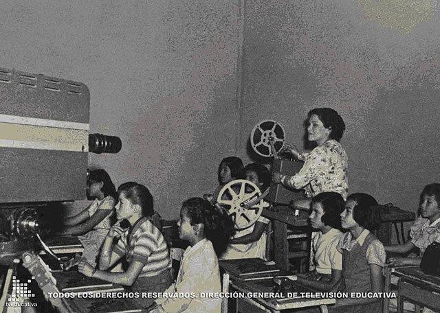 Se transmitieron únicamente lecciones para primer grado de telesecundaria.
