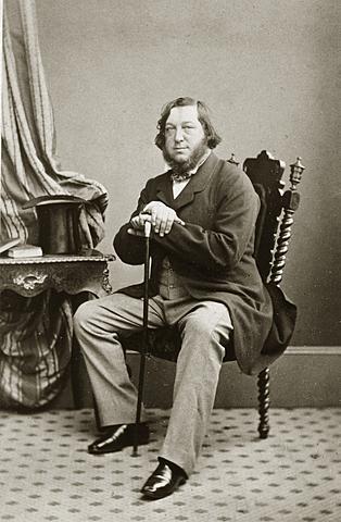 Nataniel Rothschild primer judío integrante de la cámara de los Pares
