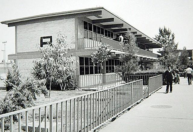 Se crea el Colegio de Ciencias y Humanidades de la UNAM.
