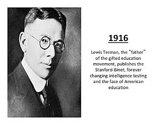 Standford-Binet Scale of Intelligence