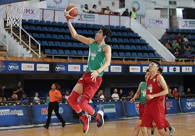 Academia de Baloncesto (CONADE)