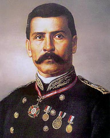 Nace Porfirio Díaz