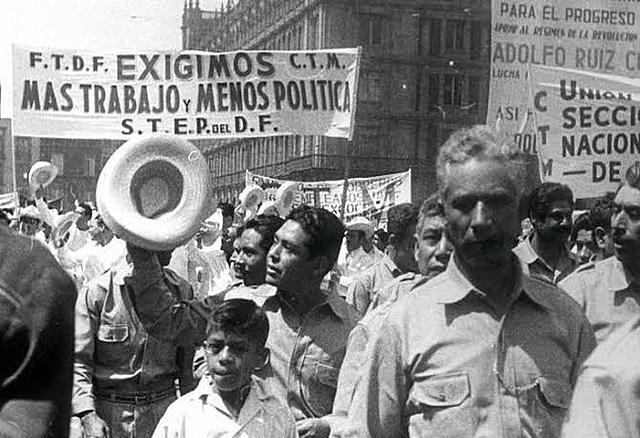 Huelga de Obreros
