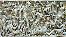 Art grecoromà timeline