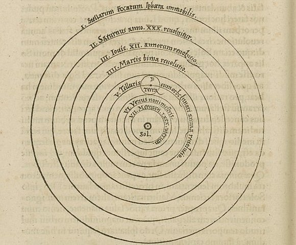 Copernicus - On the Revolutions of the Heavenly Spheres