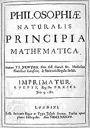 Newton - Mathematical Principles of Natural Philosophy