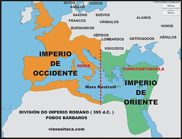 Roma es separa definitivament