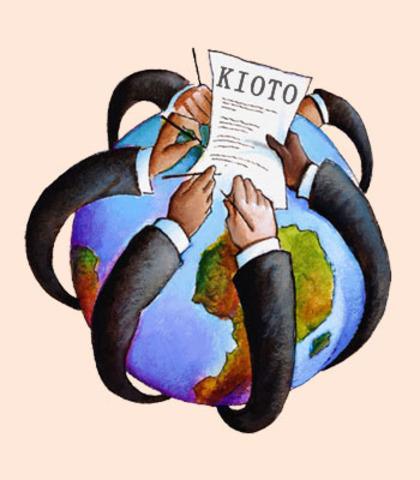 Entra en vigor el Protocolo de Kioto