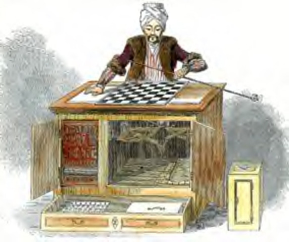 El Jugador de Ajedrez Autómata