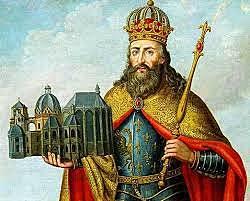 Carlemany (inici regnat)