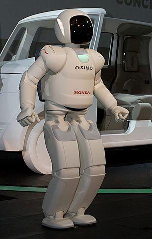 Honda ASIMO V5
