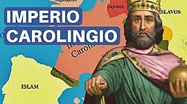 EL IMPERIO CAROLINGIO timeline