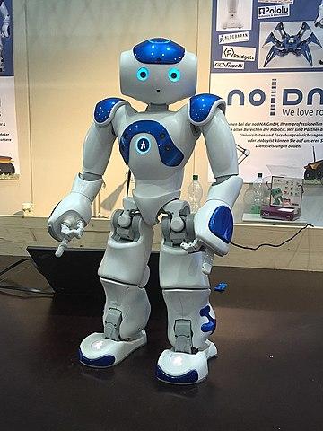 SoftBank Robotics : NAO