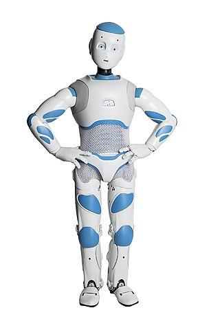 Softbank Robotics : Romeo
