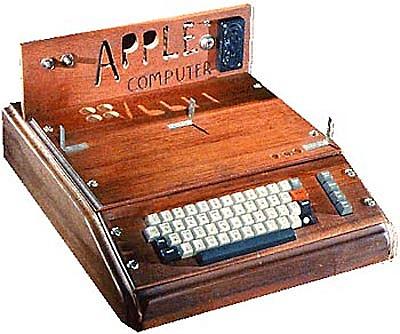 Apple 1 ( macintosh computer)