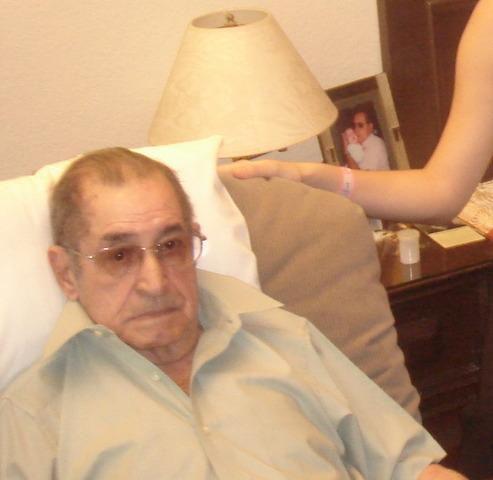 My grandpa's stroke