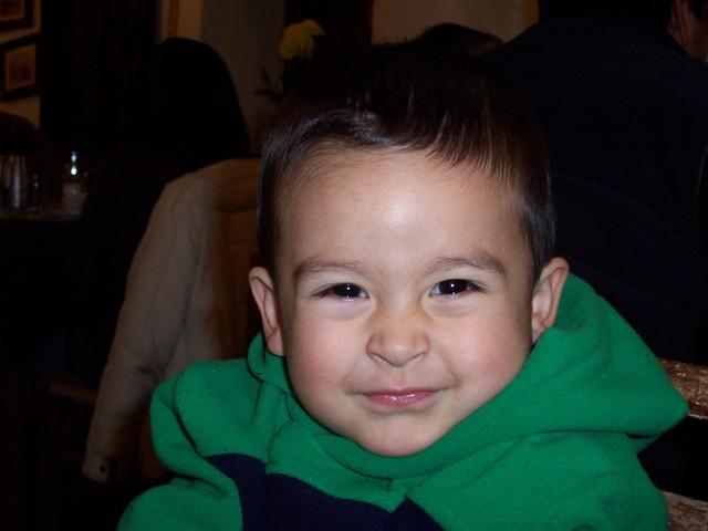 Santiago was born!