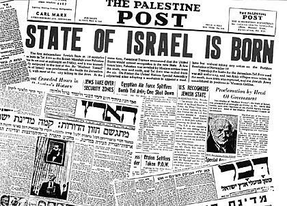 Israel Born!