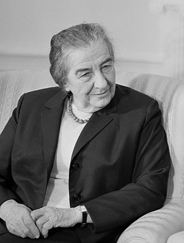 PM Golda Meir takes office
