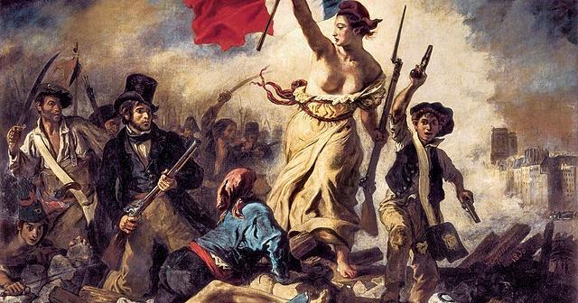 slutt på franske revolsjon