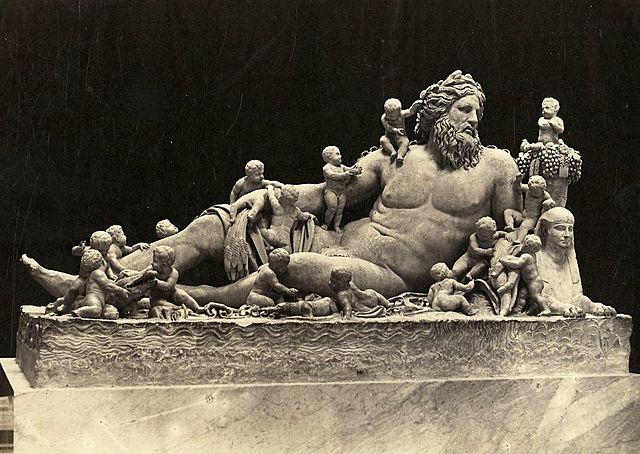 Alegoría del río Nilo