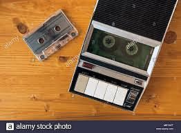 Cinta de Audios y Reproductores