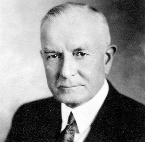 Thomas J Watson fundador de la IEM
