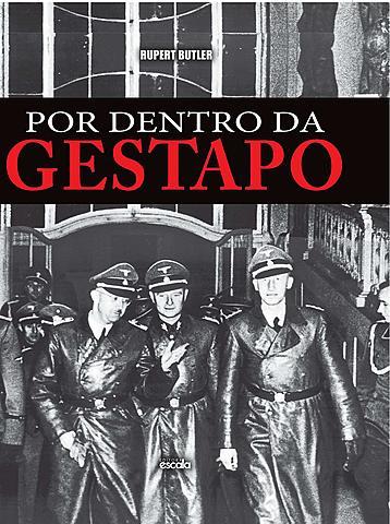 """Libro """"Dentro de la Gestapo"""""""