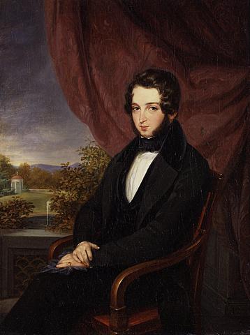 Nace Lionel Nathan Rothschild hijo de Nathan Mayer Rothschild