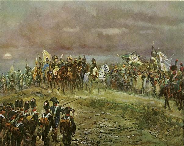 Suministro de Guerras Napoleónicas