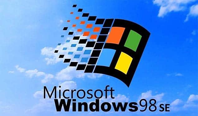 Windows 98 SE