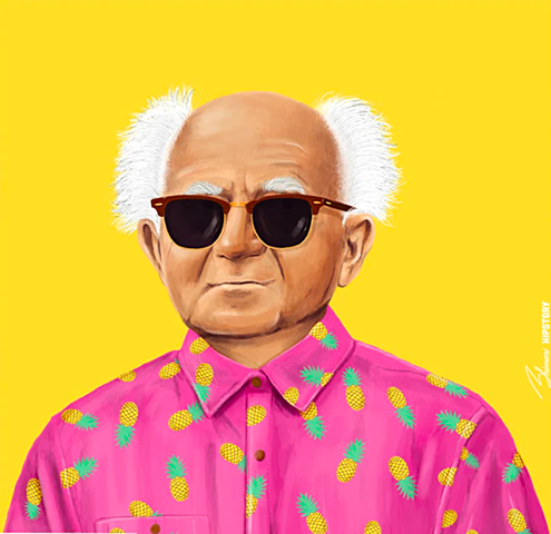 PM David Ben Gurion made official PM