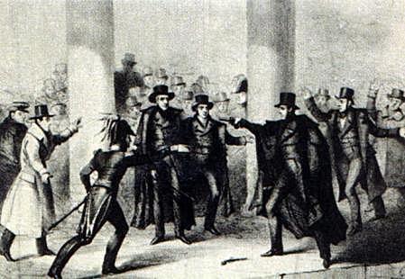 Intento de Asesinato a Jackson