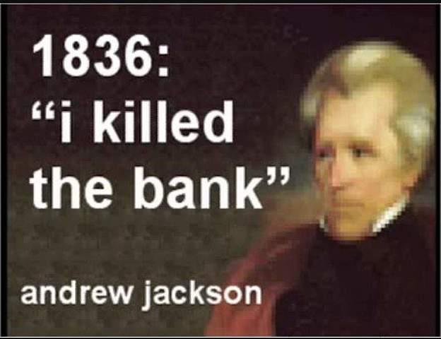 Muerte de Andrew Jackson