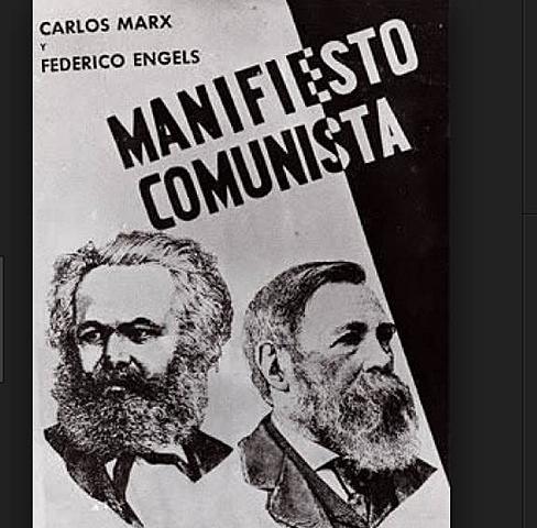 Karl Marx y el Manifiesto Comunista