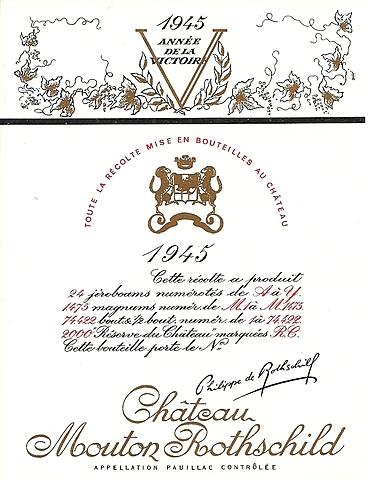 Nathaniel de Rothschild compra el Cháteau Brane Mouton.