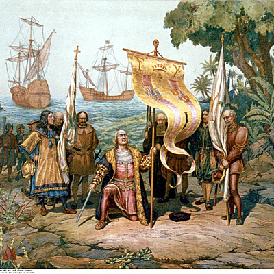 Historia América Hispánica timeline
