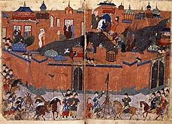 2n saqueig per part dels mongols