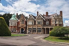 Colossus oculto en una mansión situada en Bletchley Park