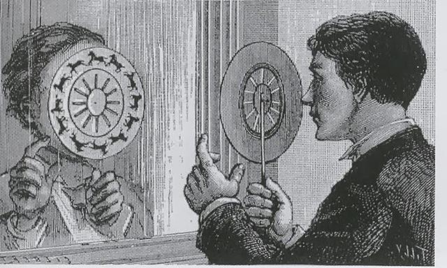 Joseph Plateau, invenció del fenaquistoscopi